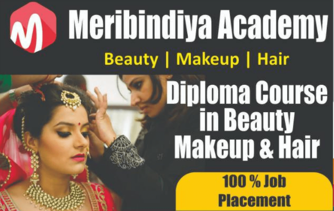 Meribindiya: An Emerging Bridal Makeup Provider and Top Beauty School