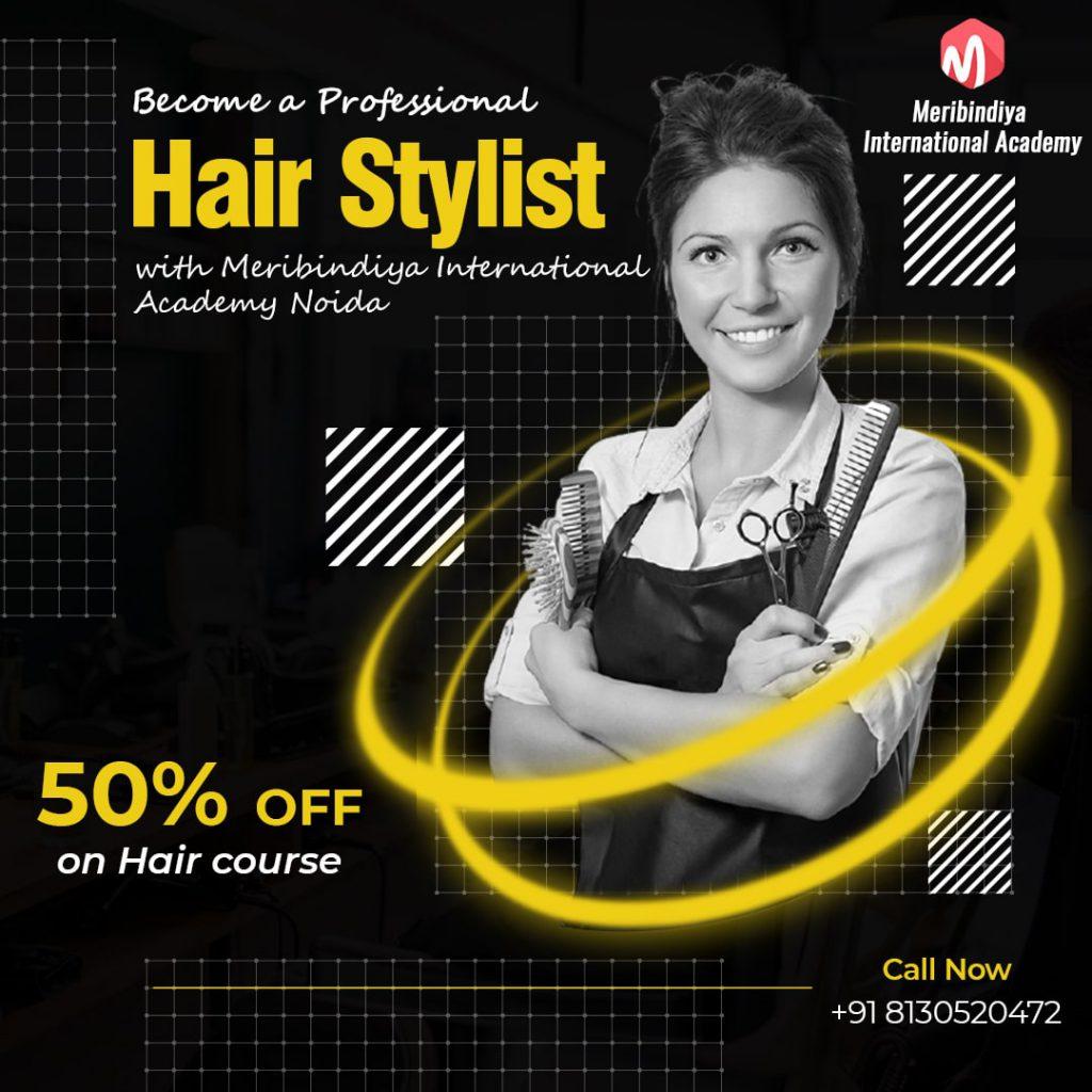 Hair stylist course