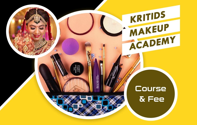 Kritids Makeup Academy : Course & Fee