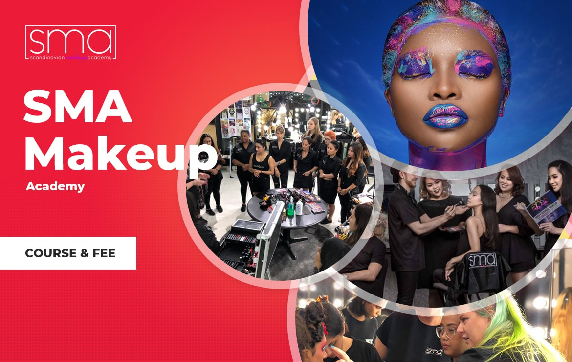 SMA Makeup Academy: Course & Fee
