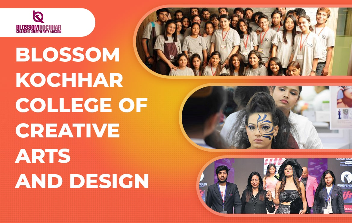 Blossom Kochhar college of creative arts and design: Course & Fee