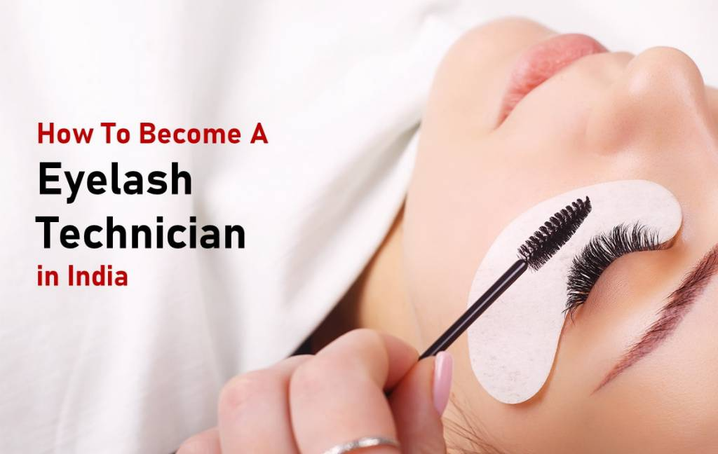 How to become a eyelash technician