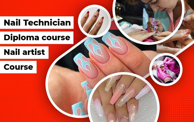 Nail Technician Diploma Course | Nail Artist Course
