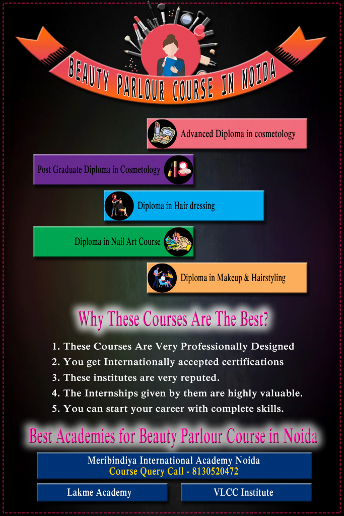 Beauty Parlour Course in Noida