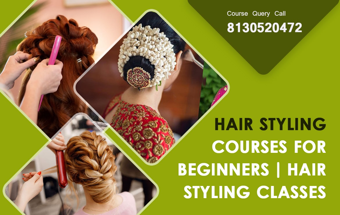 Hair Styling Courses for Beginners | Hair Styling Classes