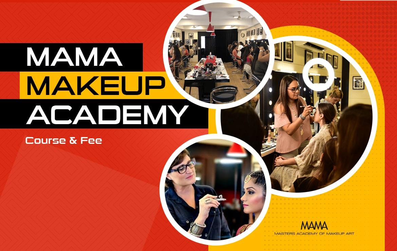 Mama Makeup Academy: Course & Fee