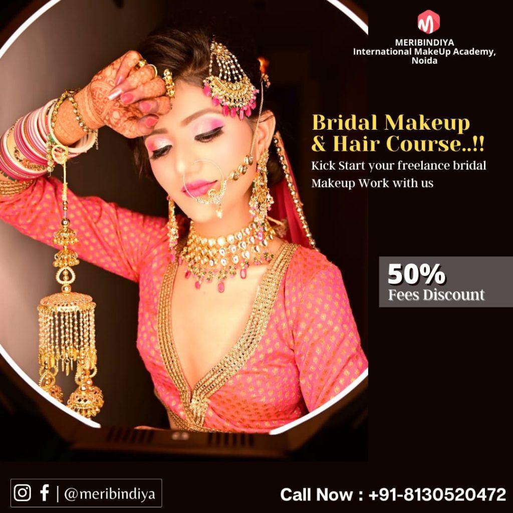 Best Makeup Course in Noida