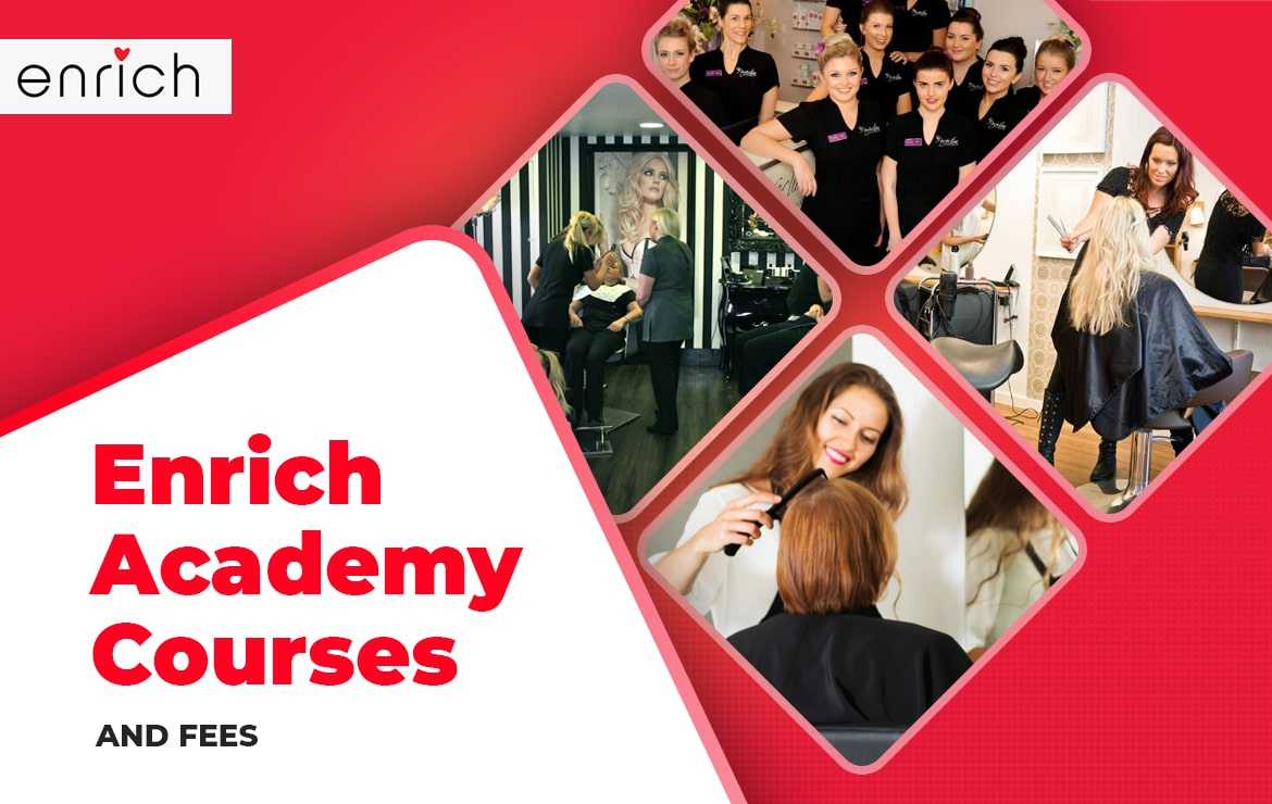 Enrich Makeup Academy: Courses and Fees