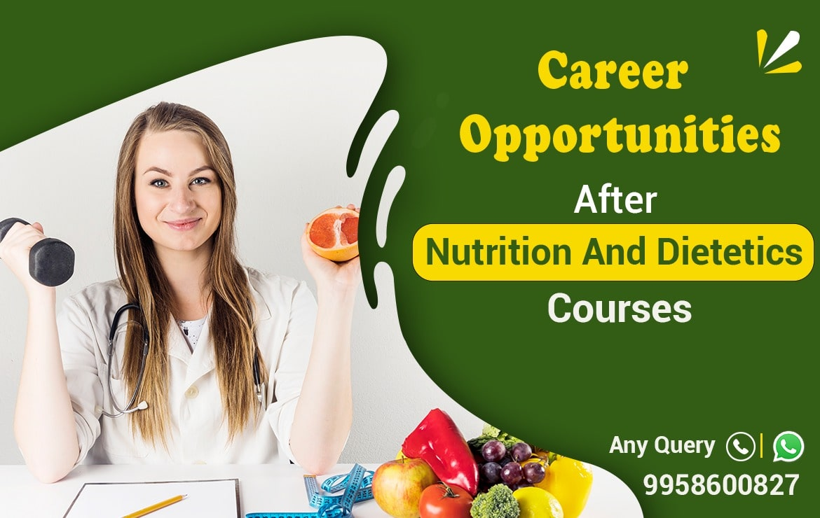 Career Opportunities In Nutrition And Dietetics